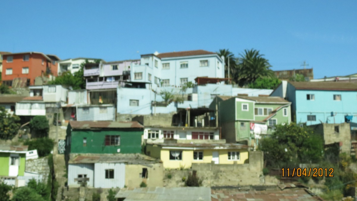 Chile -A glimpse from2012