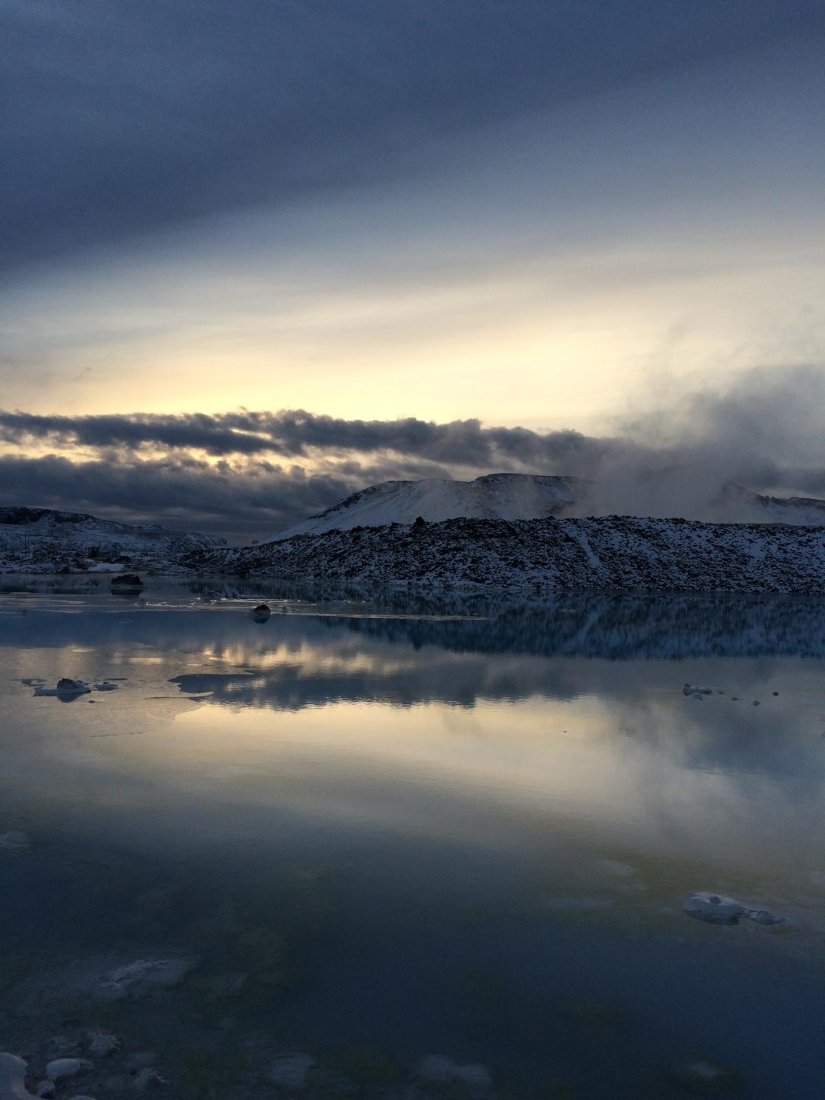 Ég elska Ísland- An Icelandicessay