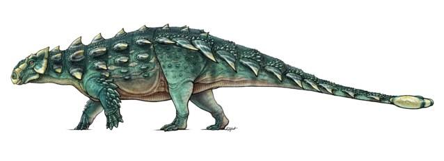 The Plannosaurus
